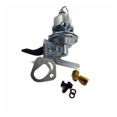 Fuel Pump with Steel Bowl