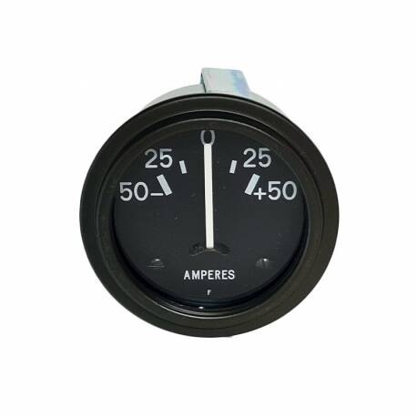 F Marked Late Ammeter Gauge