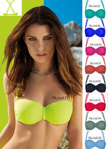 """SUNFLAIR bikinitop """"Color up your live"""" in 9 kleuren"""