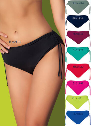 "SUNFLAIR bikinislip ""Color up your live"" in 9 kleuren"