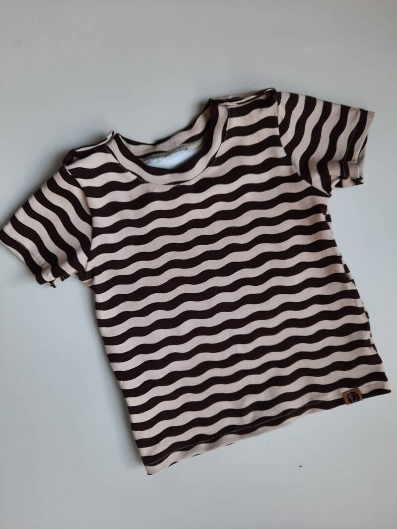 T-shirt TOMMY Waves
