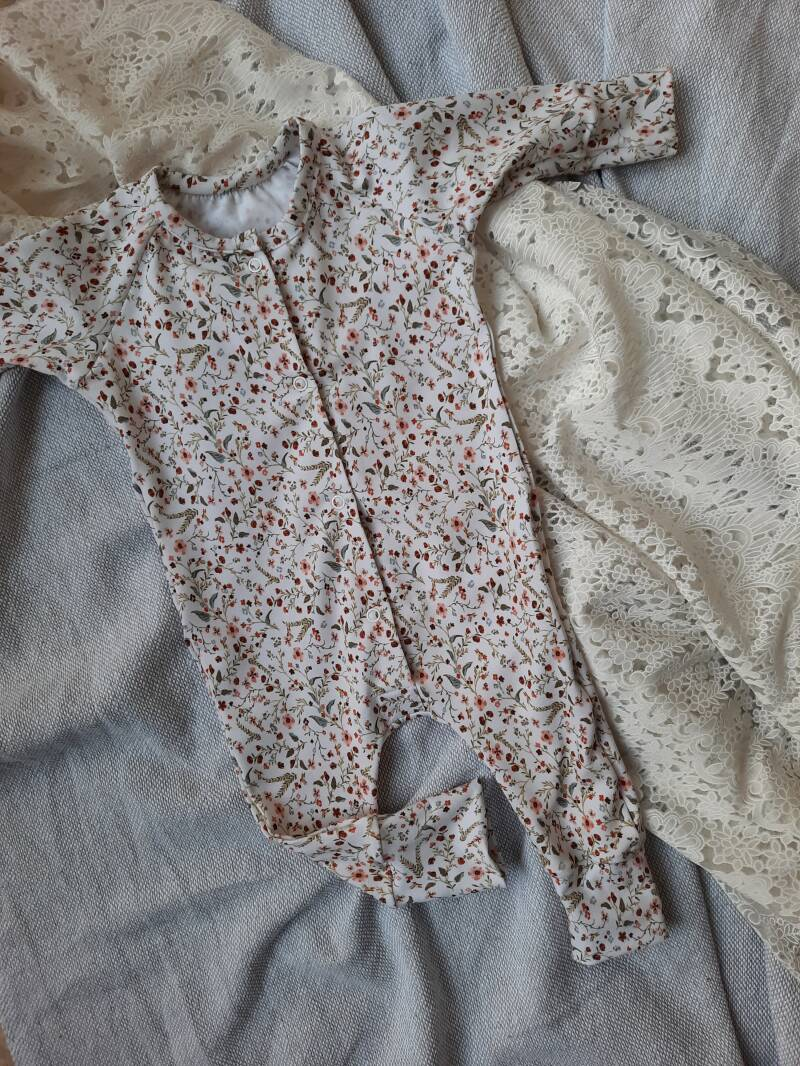 Onesie OLLIE Little Flowers