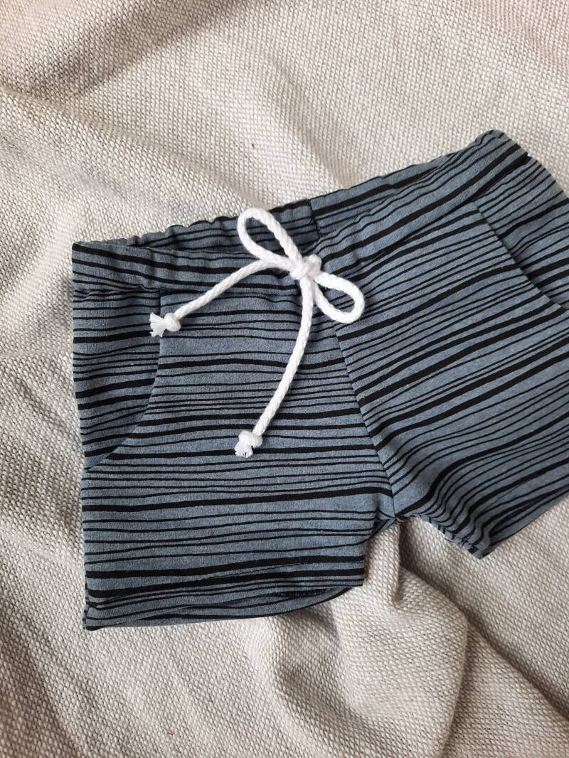 Shorts LOET Stripes Blue