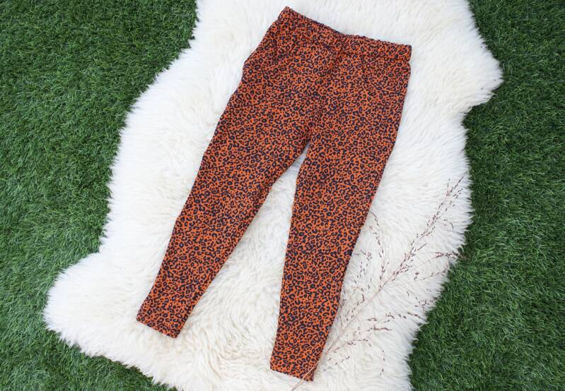 Comfy pants JOLIE Brick Fired Panter