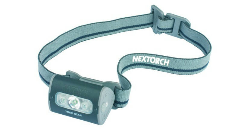 Nextorch Trek Star Black