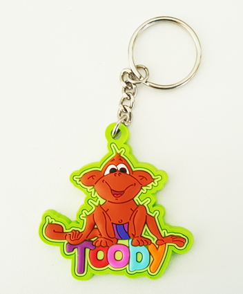 Tooby's sleutelhanger - Tooby's keychain