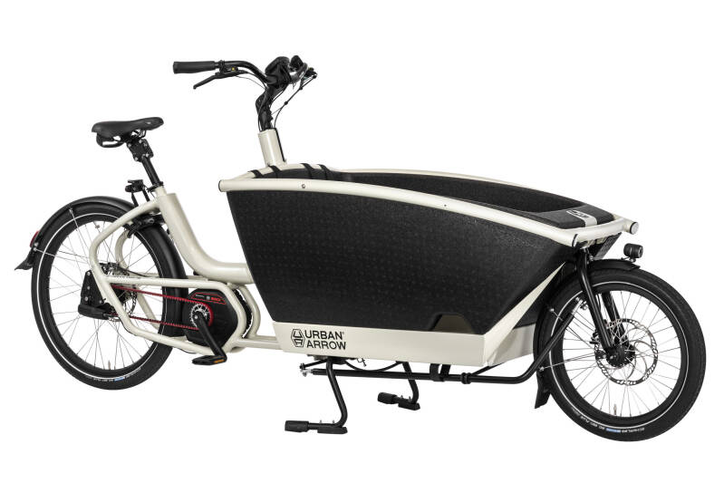 Urban Arrow Family active plus rollerbrake 400 Wh