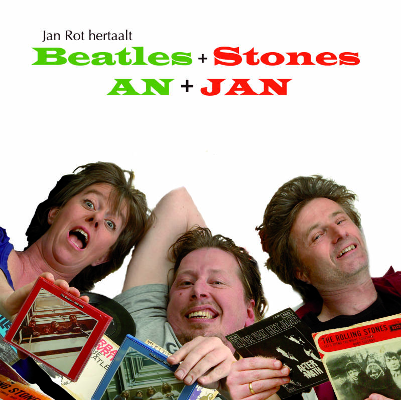 Beatles + Stones - An + Jan