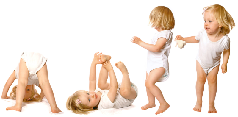 One dance class try-out for toddlers