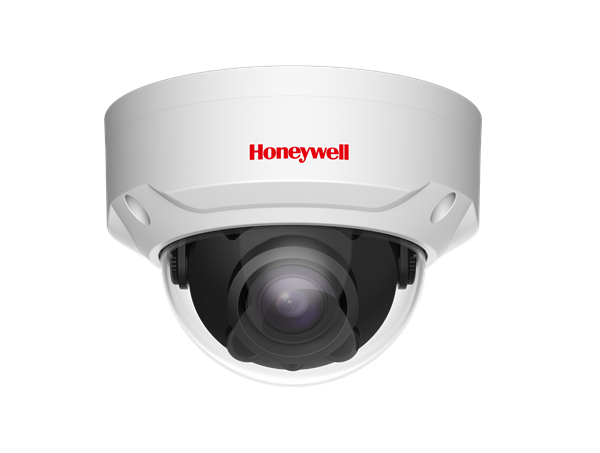 Honeywell Outdoor IP Dome camera.