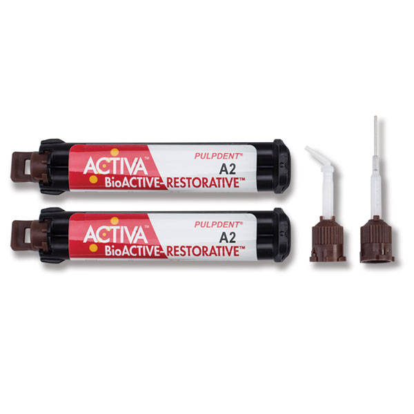 185610 PULPDENT ACTIVA BIOACTIVE RESTORATIVE VALUE REFILL A-3