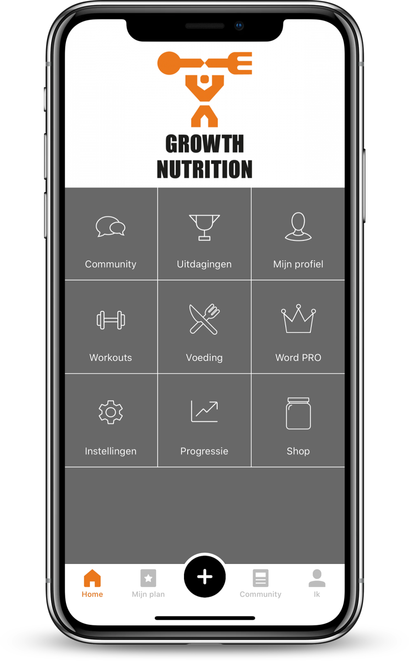 DE GROWTH MINDSET-APP