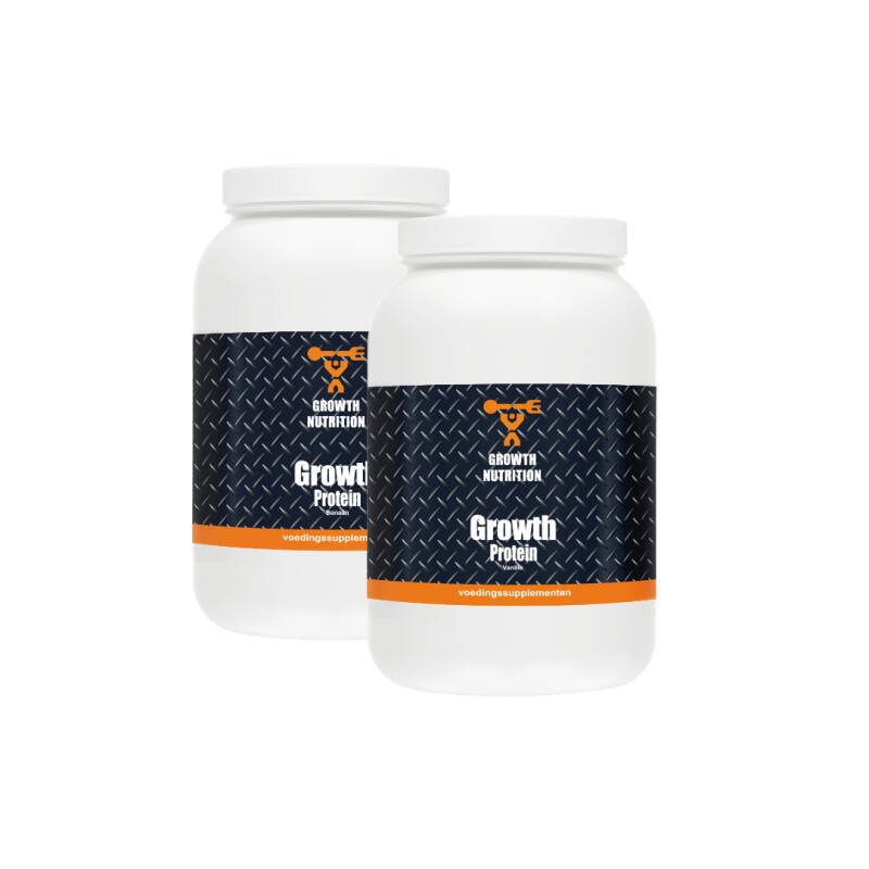 GROWTH PROTEIN DUOPACK