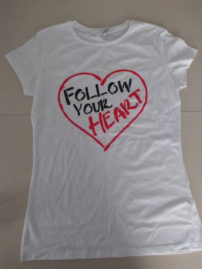Female Follow Your Heart