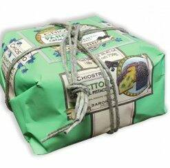 Panettone Pistacchio – Wrapped 750gr