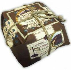 Panettone Chocolade – Wrapped 750gr