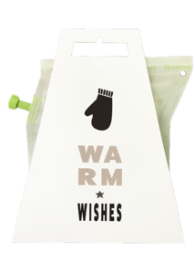 WARM WISHES teabrewer gift card