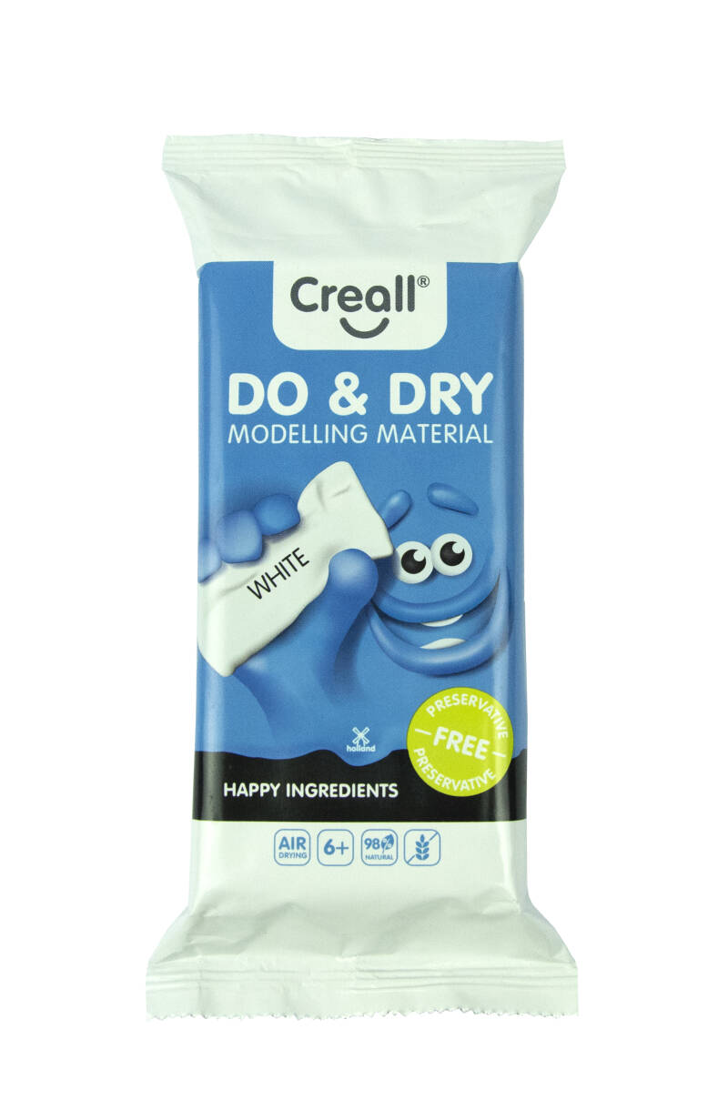 CREALL DO&DRY  500g Wit