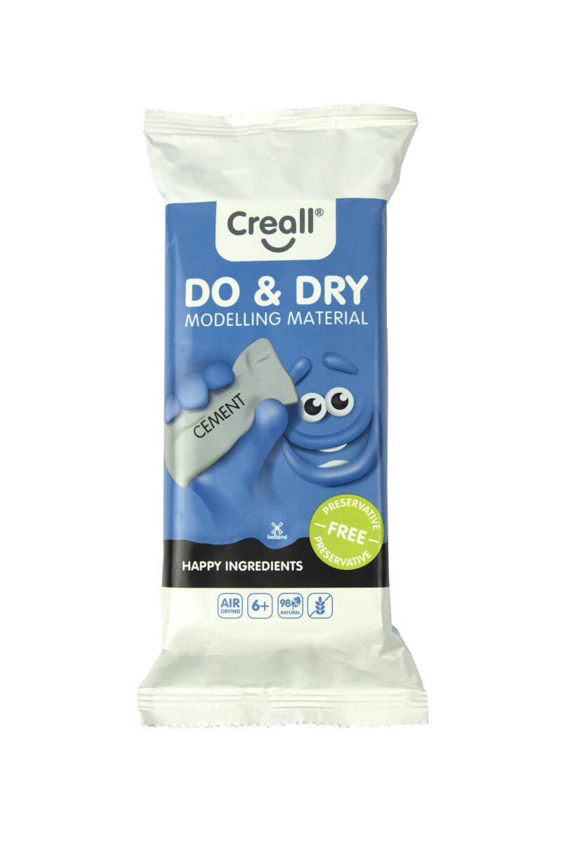 CREALL DO&DRY  500g Cement
