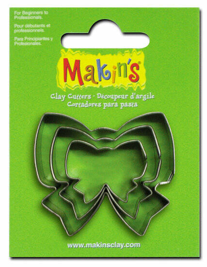 Stainless Steel Cutter Ribbon 3 PC Set (36022MC)