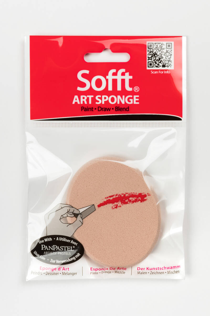 Sofft Art Sponge Big Oval (1) 61041