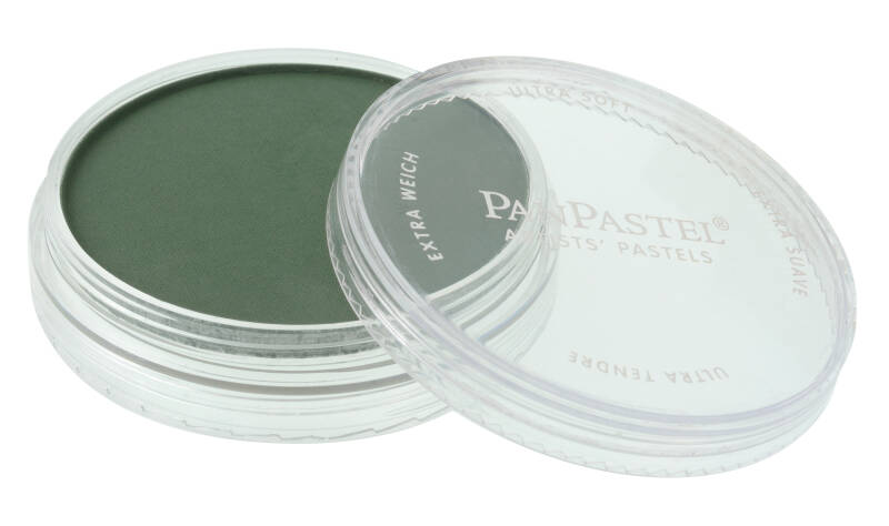 PanPastel Permanent Green Extra Dark 640.1