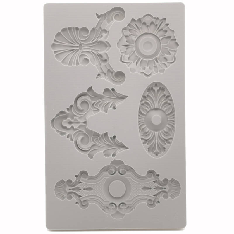 Art Decor Mal Escutcheon 2