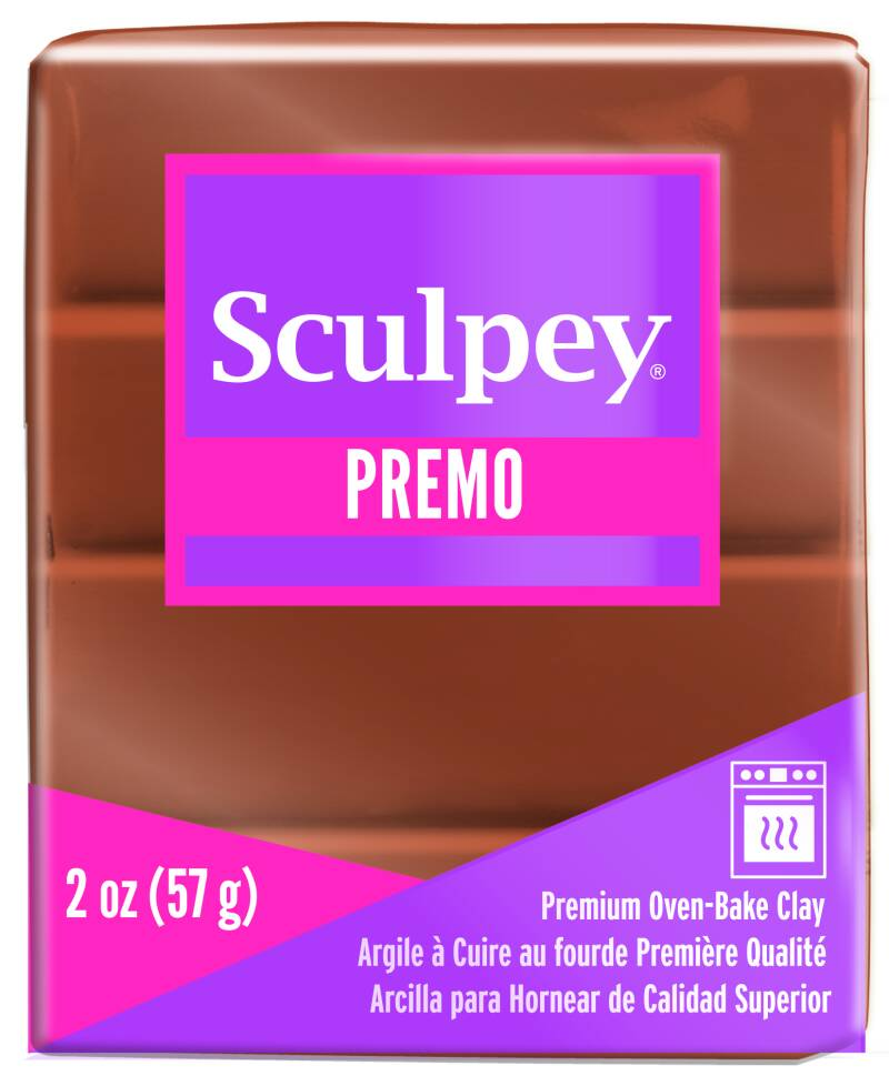 Sculpey Premo -- Copper (5067)