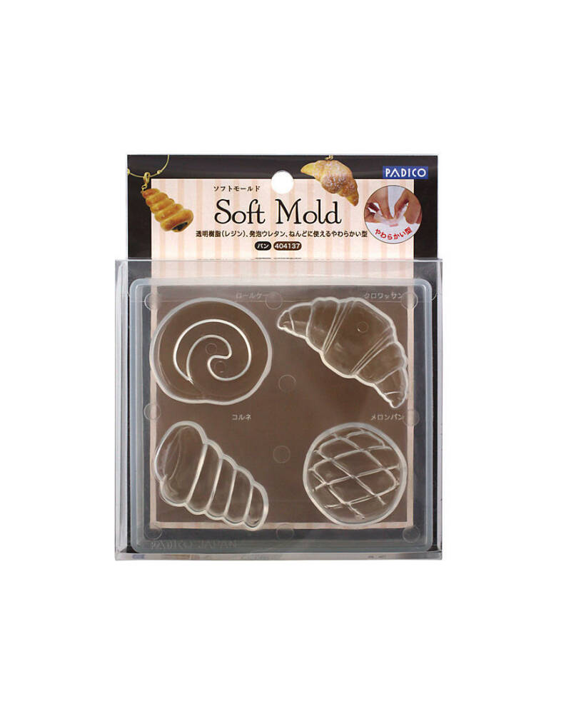 Soft mold Bread ML137