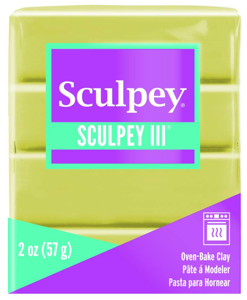 Sculpey III -- Glow In The Dark (1113)