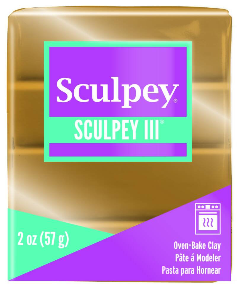 Sculpey III -- Jewelry Gold (1132)