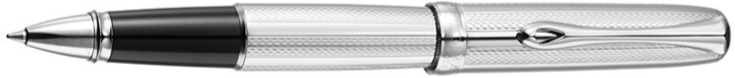 Diplomat, Excellence A Guilloche Chrome, RollerBall, D40208030