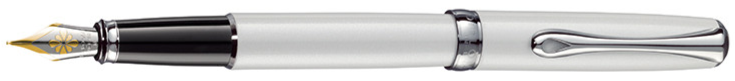Diplomat, Excellence A Pearl White, RollerBall, D40210030