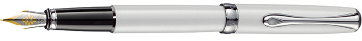 Diplomat, Excellence A Pearl White, Ballpoint, D40210040