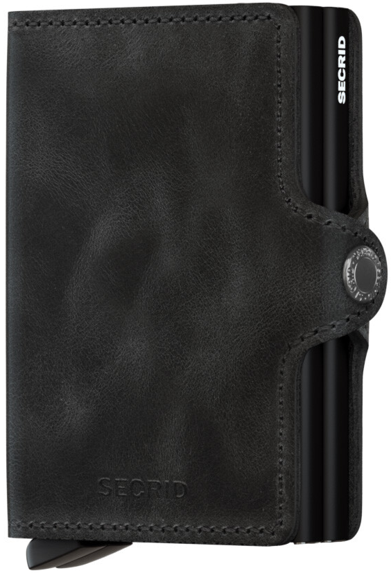 Secrid, Vintage, Twinwallet, TV-Black