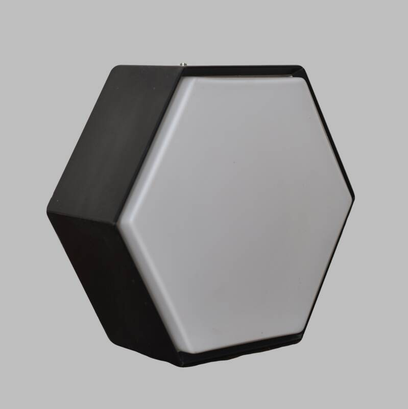 Raak Hexagon, ceiling or wall light, 3 available