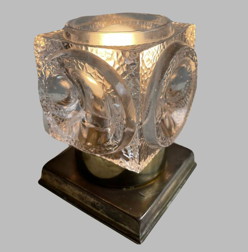 Peill and Putzler early ice cube lamp