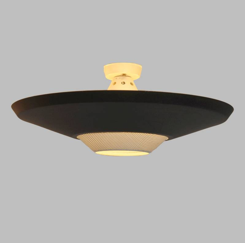 Philips NT31 ceiling light by Louis Kalff