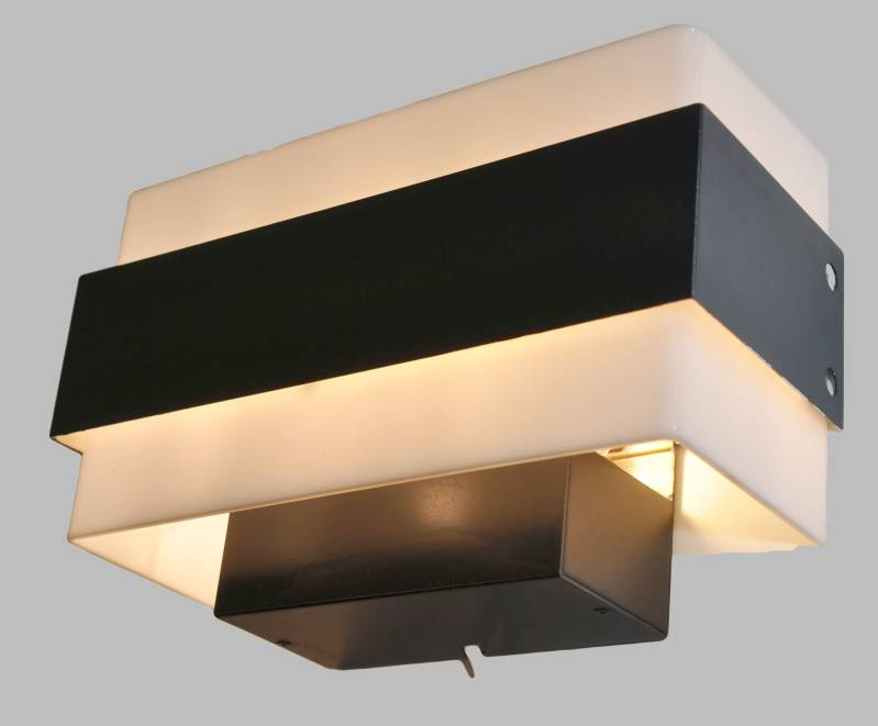 Philips NX164 wall light by Louis Kalff, three available