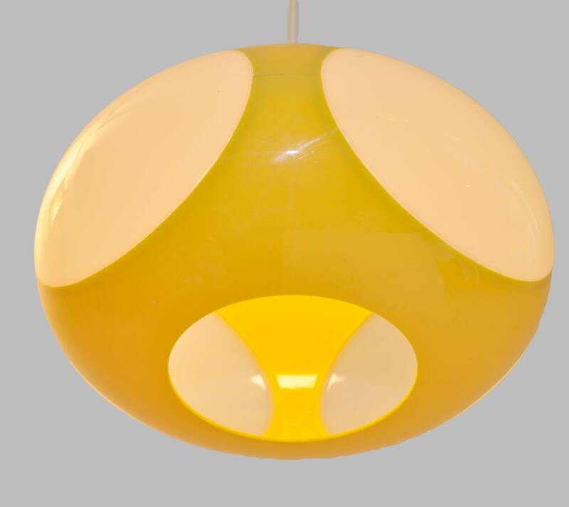 Space Age Bug Eye seventies lamp by Massive