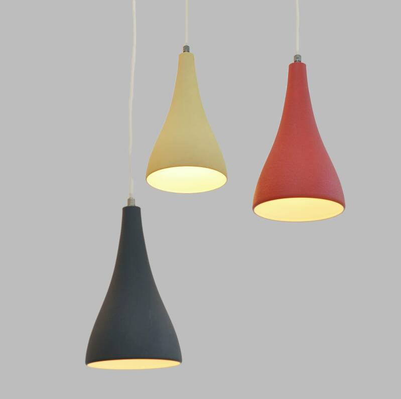 Philips hanglamp DD37 by Louis Kalff