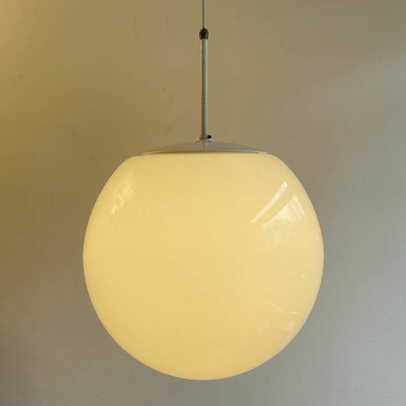 Philips cased glass hanging lamp