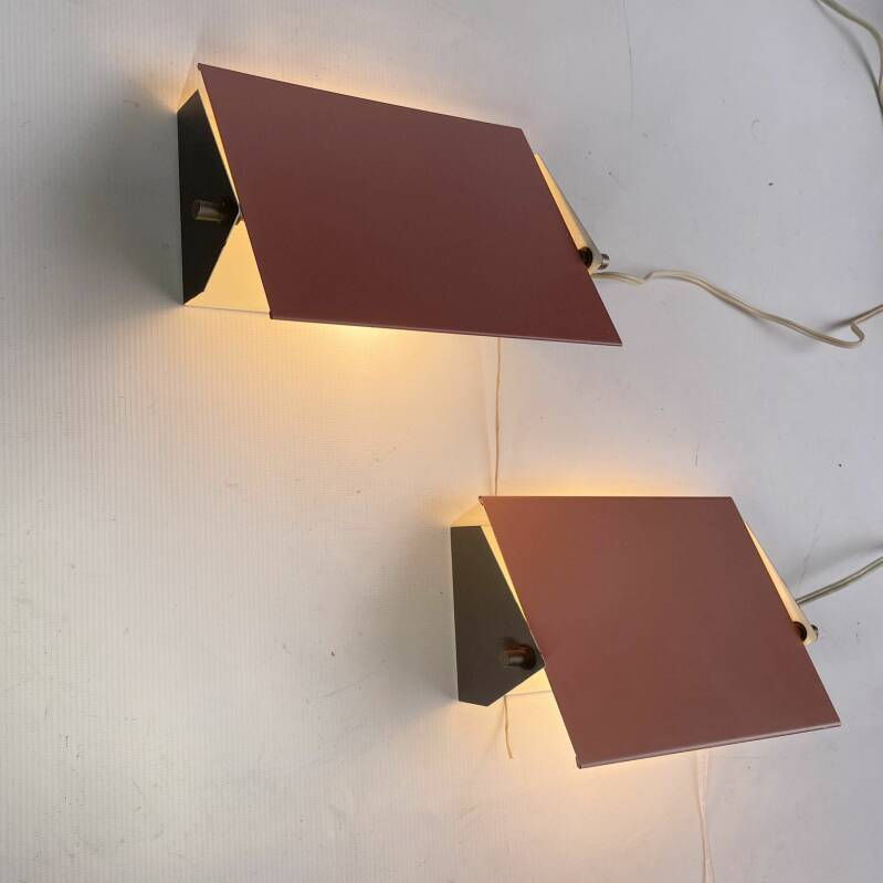 Anvia wall lamps, four available