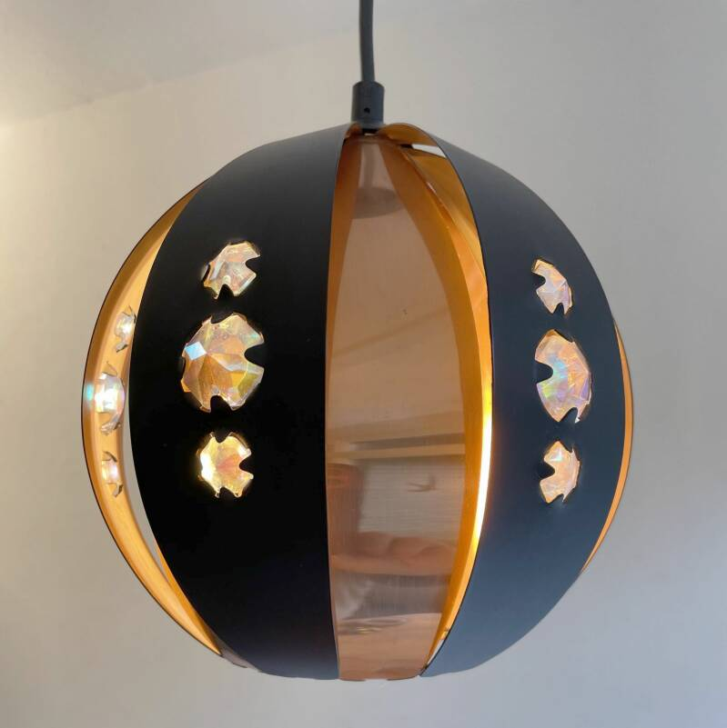 small pendant lamp by Werner Schou for Coronell