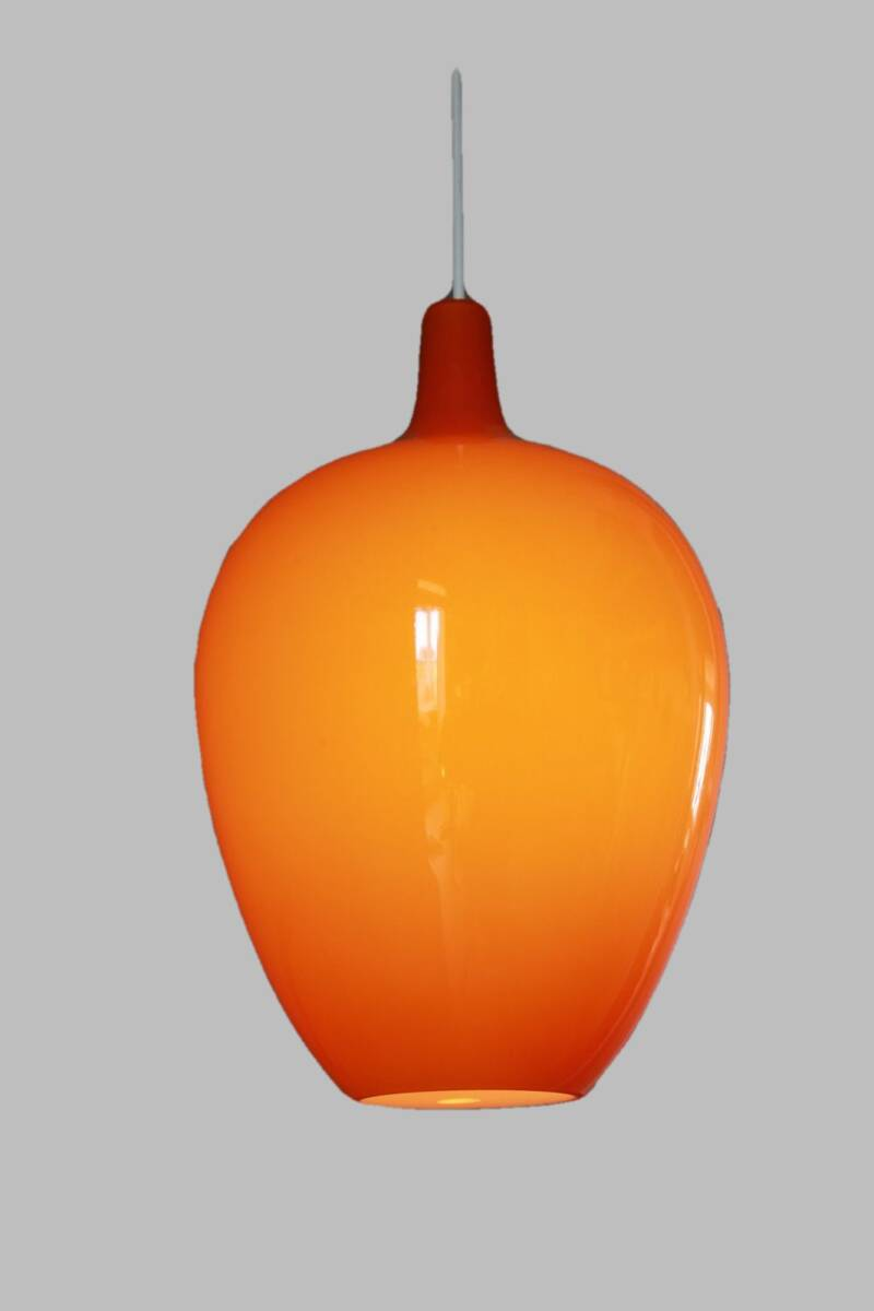 Pompei hanging lamp by Jo Hammerborg for Fog and Morup