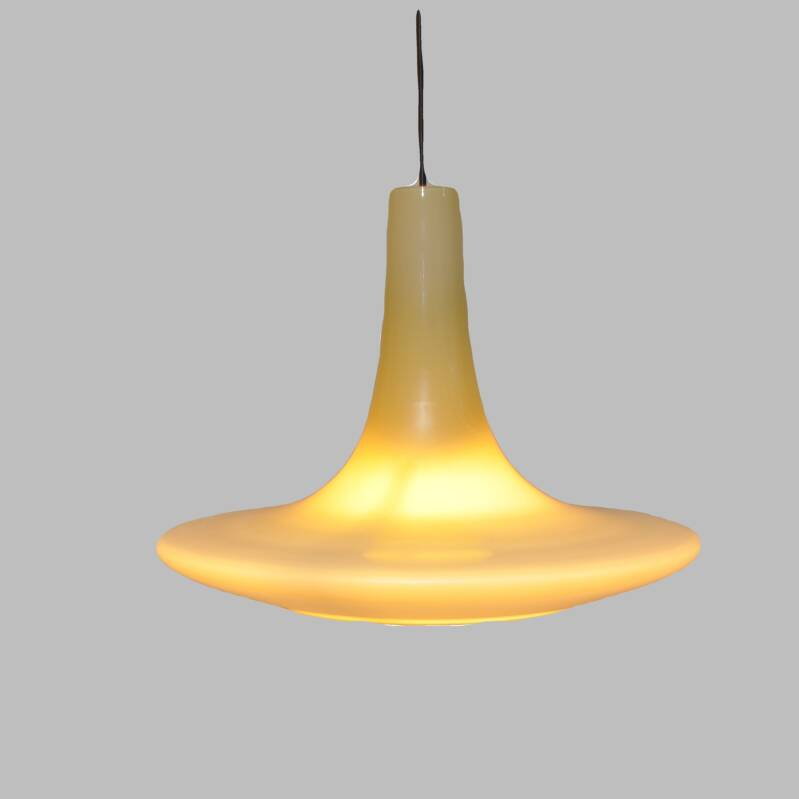 Peill and Putzler big glass pendant lamp