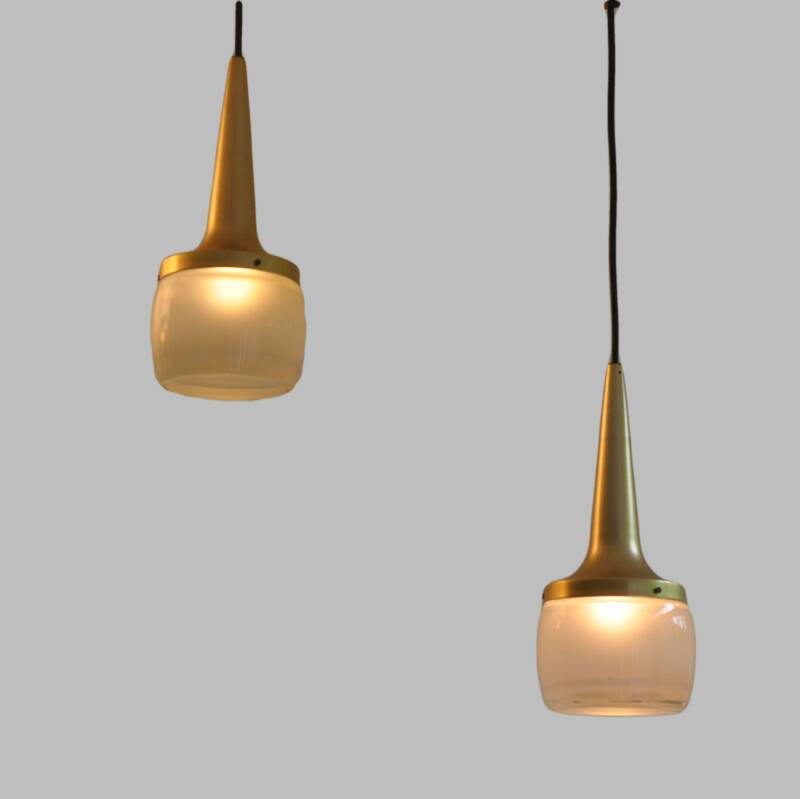 Staff Leuchten heavy glass pendant lights