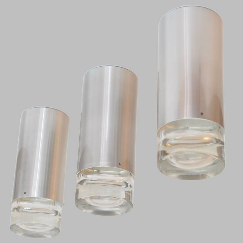 Raak cylinder ceiling lights