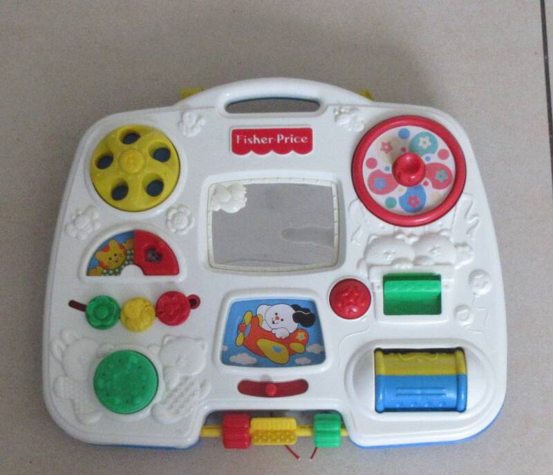 SP0002 Fisher Price Activety Center