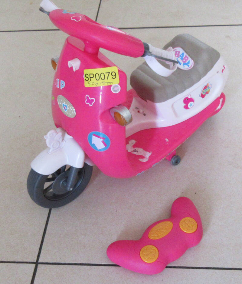 SP0079 Scooter